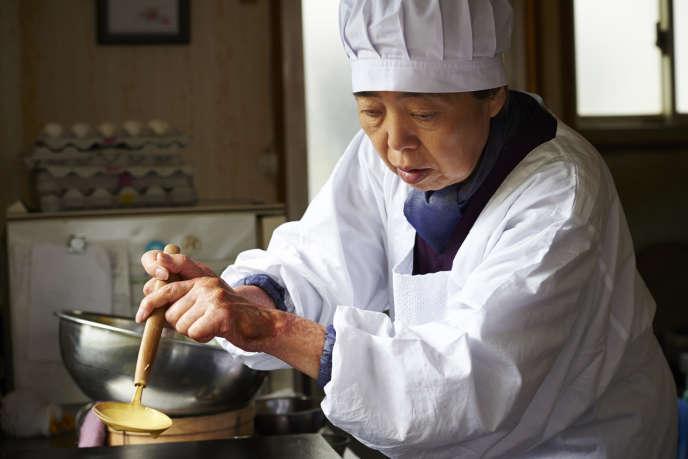 Kiki Kirin dans le film japonais de Naomi Kawase,