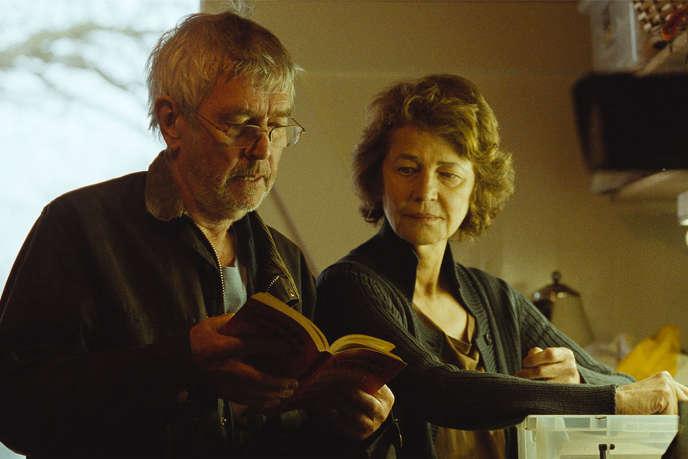 Tom Courtenay et Charlotte Rampling dans le film britannique d'Andrew Haigh,