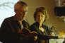 """Tom Courtenay et Charlotte Rampling dans le film britannique d'Andrew Haigh, """"45 ans"""" (""""45 Years"""")."""