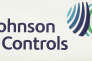 The logo of the U.S. Johnson Controls company is seen in Nersac, southwestern France, January 31, 2008. Johnson Controls Saft Advanced Power Solutions announced the official opening of its new lithium-ion automotive battery manufacturing facility on Thursday. The plant is dedicated to the manufacture of advanced Lithium-Ion batteries for hybrid, plug-in, fuel cell and electric vehicles and is the first of its kind in the world.     REUTERS/Regis Duvignau  (FRANCE) - RTR1WI2V