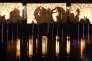 """Une représentation de """"Bridge of Cohabitation"""", spectacle créé par l'artiste Hansel Cereza, le 23 janvier, à l'occasion de la cérémonie d'inauguration de Donostia-Saint-Sébastien 2016."""