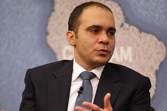 Le Prince jordanien Ali Ben Al-Hussein.