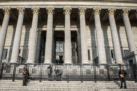 Le tribunal de Lyon, en mars 2015.
