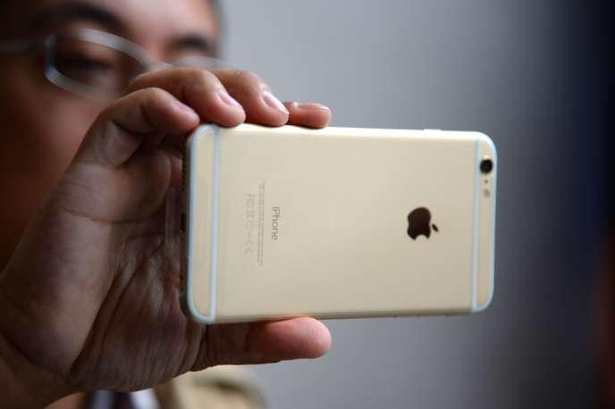 Les iPhone 6 et 6+ sont touchés par l'« erreur 53 ».