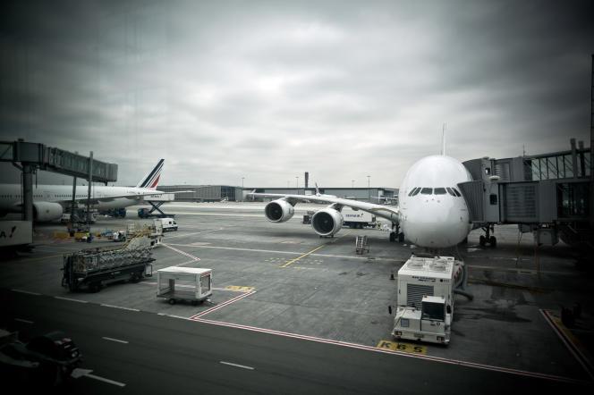 Aéroport Charles-de-Gaulle, en septembre 2012.