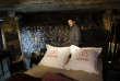 Les catacombes de Paris ont été louées au groupe américain Airbnb pour la nuit d'Halloween 2015 par la Mairie.