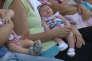 Des enfants aux Brésil surveillés pour ne pas être contaminés par le virus Zika.