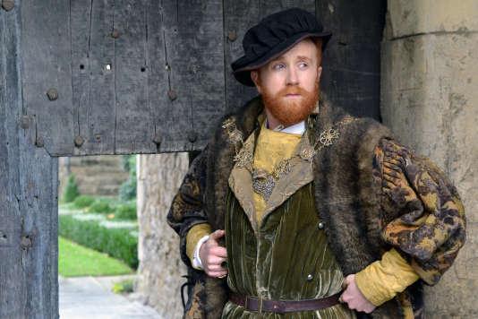 Henry VIII  (interprété par John Sandeman) a régné sur l'Angleterre de 1509 à 1547.