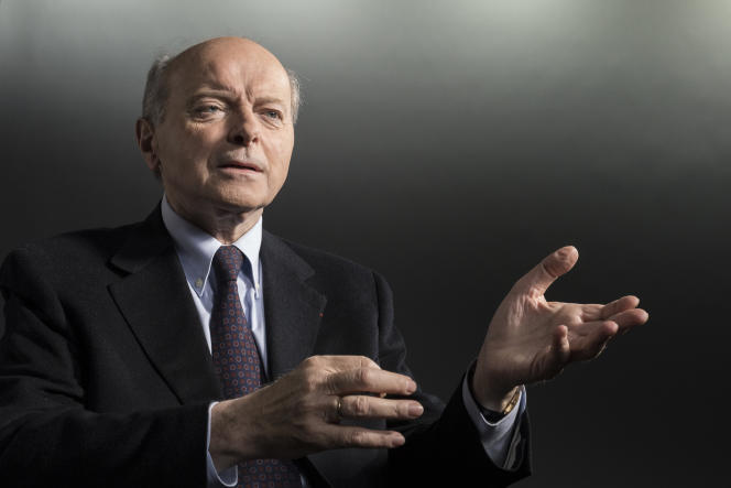 Jacques Toubon est le défenseur des droits depuis 2014.