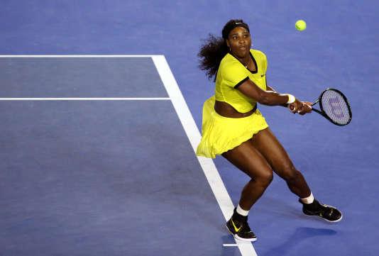 Jusqu'à présent, Serena Williams a remporté 21 de ses 26 finales en Grand Chelem.