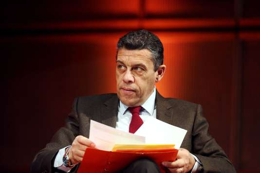 Xavier Beulin, président de la FNSEA.