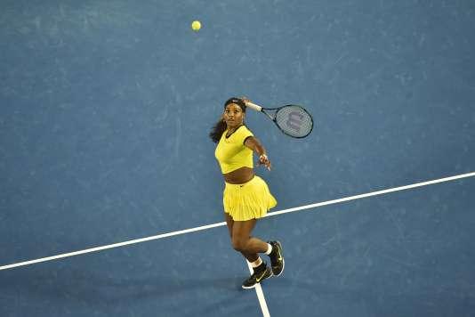 L'Américaine, numéro 1 mondiale, signe son retour en finale du Grand Chelem.