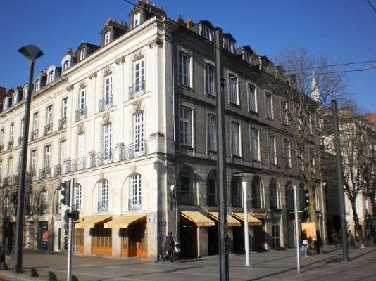 Les locaux de «Terra eco» sont situés 1, allée Cassard, à Nantes.