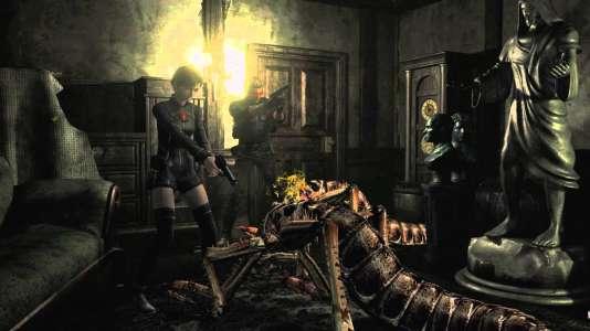 Caméras fixes, angles contre-intuitifs, et énigmes tarabiscotées : « Resident Evil 0 », dernier spécimen du jeu d'horreur à l'ancienne.