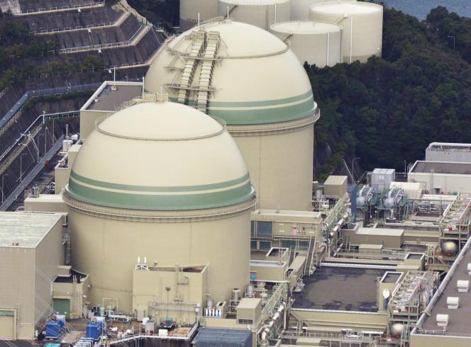 Le réacteur 3 de la centrale nucléaire de Takahama au Nord Ouest du Japon va être stoppé.