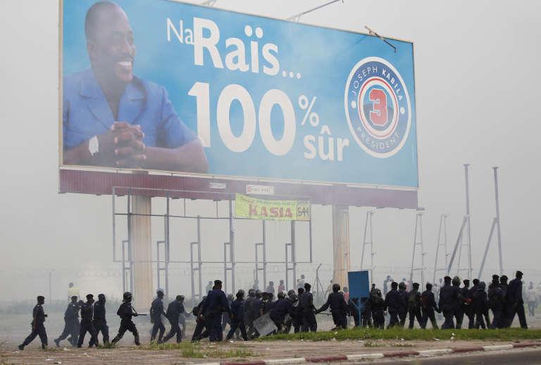Kinshasa en 2011.