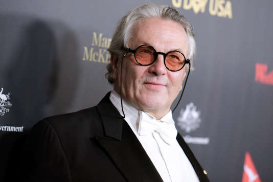 Le cinéaste George Miller à Los Angeles, le 28 janvier 2016.
