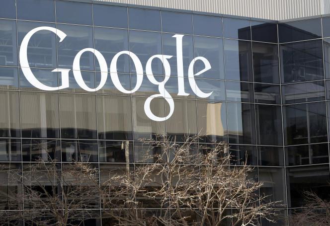 Siège social de Google, à Mountain View (Californie).