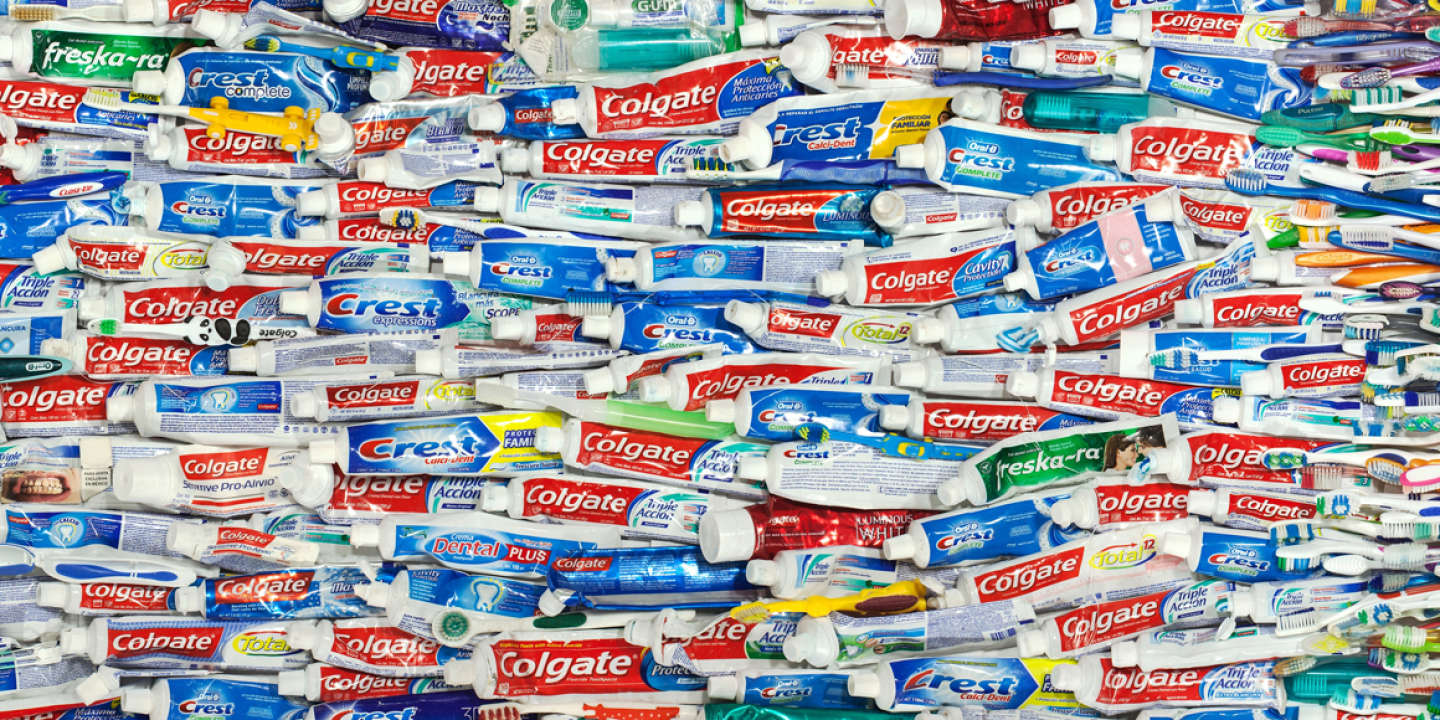 Toothbrushes are considered potentially lethal, non-essential personal property and are disposed of during intake.