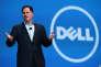 Le PDG de Dell, Michael Dell, lors d'une keynote, à San Francisco en septembre 2013