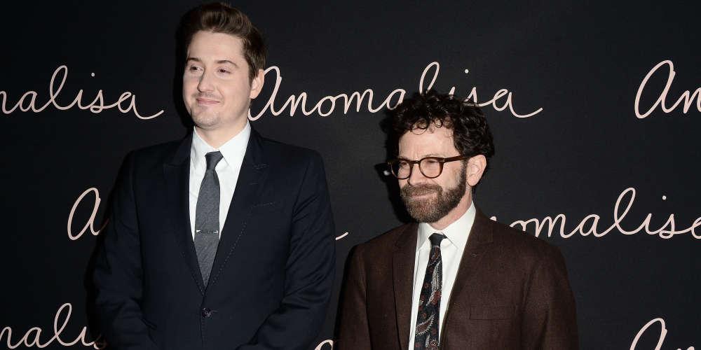 Duke Johnson (à gauche) et Charlie Kaufman revendiquent d'avoir fait, avec «Anomalisa », une œuvre ouverte à l'interprétation. Sombre peut-être, mais aussi drôle, chargée d'émotion, et même d'espoir. Pour « Le Monde », ils reviennent sur les conditions de réalisation de ce long-métrage qui concourt pour l'Oscar du meilleur film d'animation.