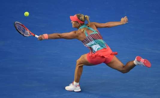 L'Allemande Angelique Kerber a remporté l'Open d'Australie face à la numéro 1 mondial Serena Williams.