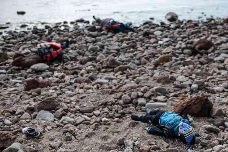 « J'ai deux enfants, une fille de huit ans et un petit garçon de cinq mois. Je me demande ce que je ferais si ce bébé était à moi. Je me demande ce qui est en train d'arriver à l'humanité. »