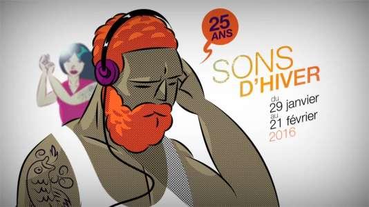 """La 25e édition du festival """"de musiques"""" se déroule du 29 janvier au 21 février 2016."""