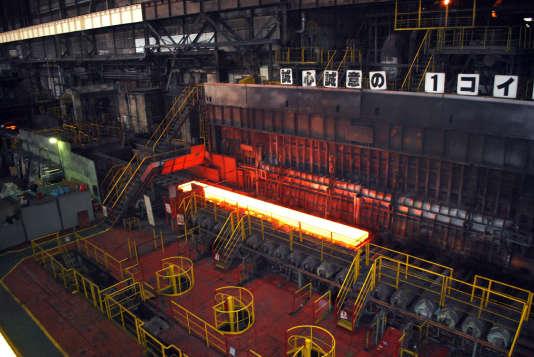 A la faveur de l'augmentation de capital de Vallourec, Nippon Steel va devenir le premier actionnaire privé au côté de l'Etat français, avec 15% du capital.