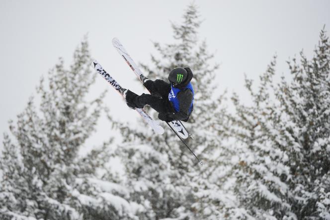 Les X-Games d'hiver nord-américains à Aspen (Colorado).