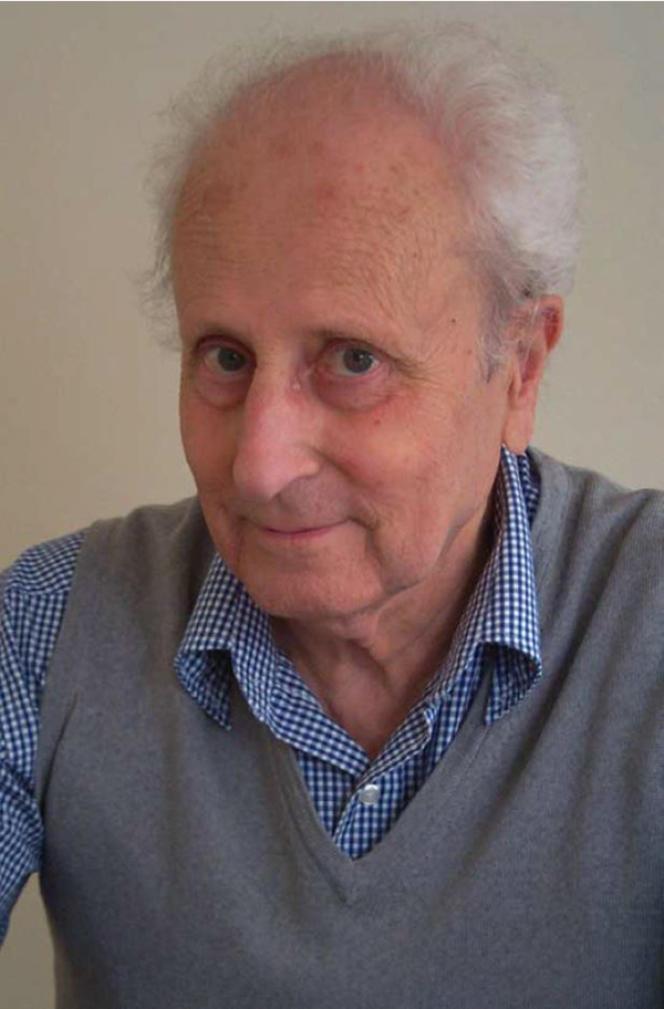 Jean-Louis Steinberg en 2000