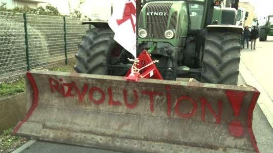 Les agriculteurs toujours mobilisés