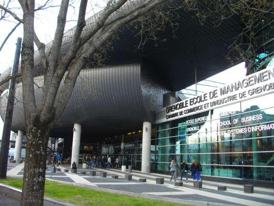 Grenoble Ecole de management.