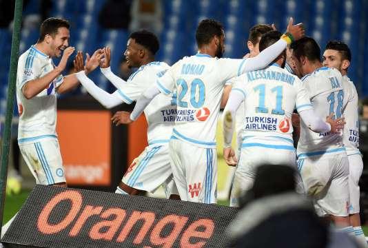 L'OM s'est imposé à Montpellier (1-0), mardi 2 février lors de la 24e journée de Ligue 1.