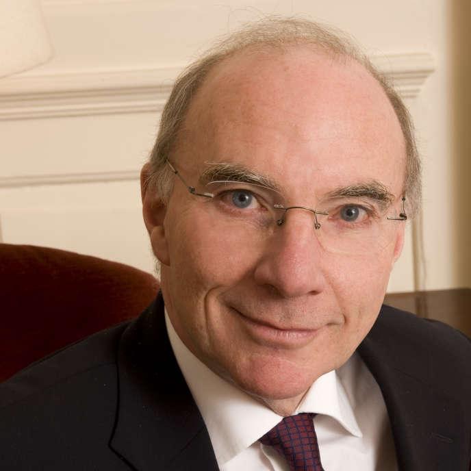 Michael Sheringham en 2010.