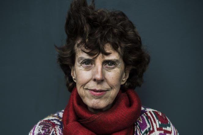 Marie Redonnet, en janvier, à Paris.