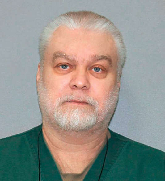 "Steven Avery, l'homme dont l'affaire a inspiré à Netflix le documentaire ""Making a Murderer""."