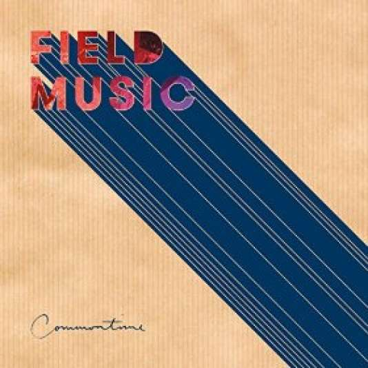 Pochette de «Commontime», de Field Music.