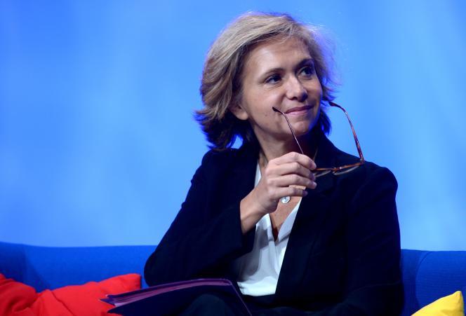 Valérie Pécresse, le 3 février.