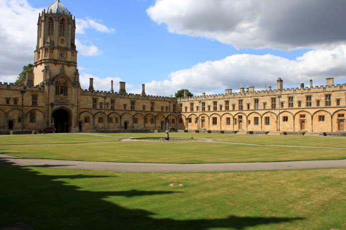 L'université d'Oxford.