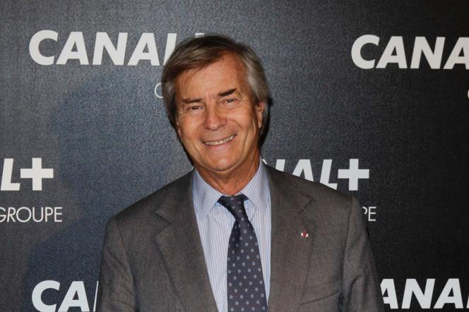 Vincent Bolloré, industriel et président du directoire de Vivendi, maison-mère du groupe audiovisuel Canal +, a rencontré vendredi les représentants de la Ligue de football.