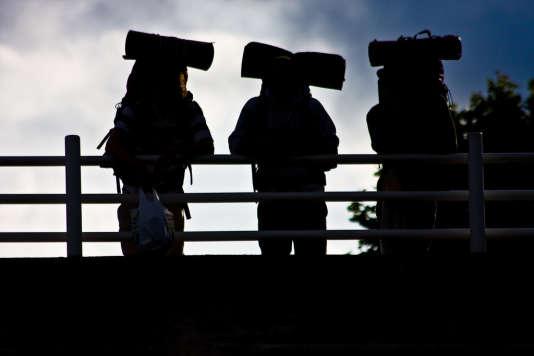 """Les étrangers en visa vacances travail, surnommés """"backpackers"""", font partie intégrante de l'économie australienne."""