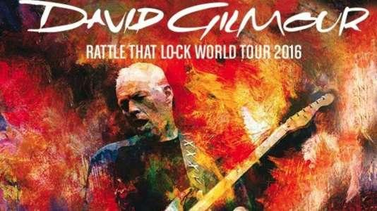David Gilmour donnera quatre concerts en France durant l'été 2016.