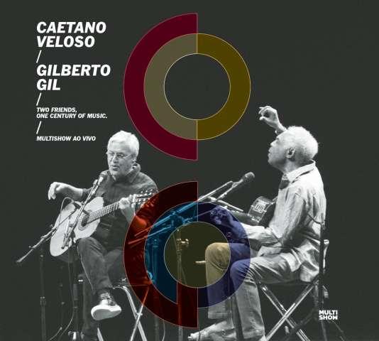 Pochette de Caetano Veloso & Gilberto Gil, «Two Friends, One Century Of Music ».