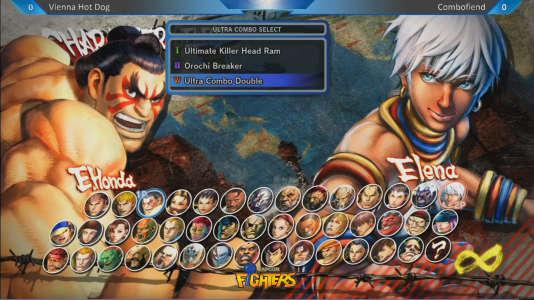 """Ultra Street Fighter IV proposait 44 combattants. """"Plus je vieillis, plus je me dis qu'il en faut moins"""", juge Yoshinori Ono."""