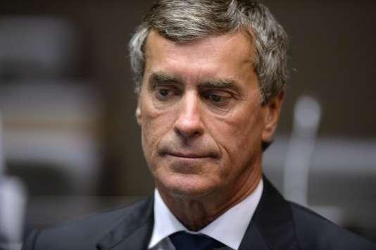 L'ancien ministre du budget, Jérôme Cahuzac, à l'Assemblée nationale le 23 juillet 2013.