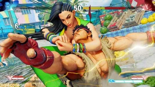 Laura, une nouvelle combattante adepte de ju-jitsu brésilien, reprend à Blanka le rôle du héros auriverde. En moins poilu.