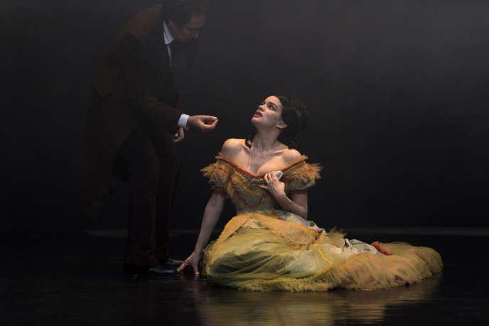 Laurent Poitrenaux et Marie-Sophie Ferdane dans