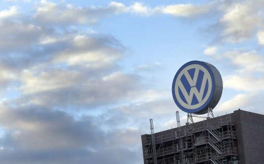 Une usine Volkswagen à Wolfsburg, en Allemagne.