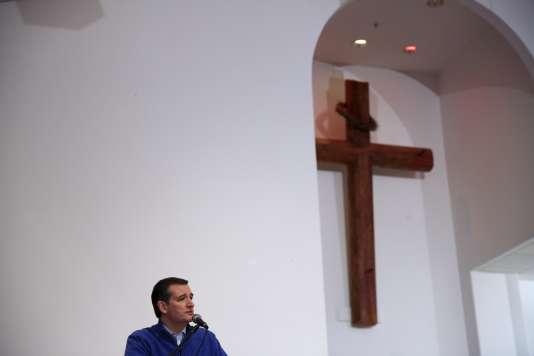 Face à l'épidémie  de l'héroïne, «la solution ne viendra pas de l'Etat ou du niveau local, elle viendra de l'Eglise, des associations caritatives, des amis, des familles », affirme Ted Cruz.